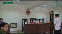Hoãn phiên toà xét xử bị cáo Trịnh Ngọc Chung lần thứ 3