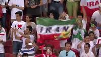 Bảng C: Iran giành ngôi đầu
