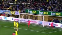 Pha phối hợp ăn ý dẫn đến bàn mở tỉ số giữa Messi và Neymar