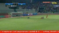 Pinyo nâng tỉ số lên 3-0 cho O.Thái Lan