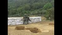 Để lựu đạn tuột tay, hai tân binh suýt mất mạng