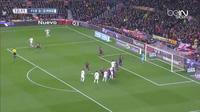 Barcelona 2-1 Real Madrid: Trận siêu kinh điển 6 điểm