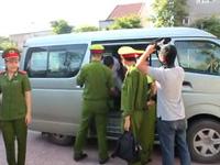 Bắt 6 đối tượng trốn truy nã ở các tỉnh phía Nam