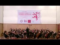 Dàn nhạc giao hưởng Mỹ biểu diễn tại TPHCM