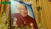 Đám tang Giáo sư Trần Văn Khê