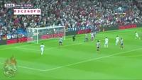 James Rodriguez giúp Real dẫn Atletico 1-0