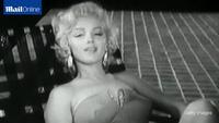 Marilyn Monroe trong một buổi đi thử vai