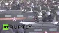 Nga 'khoe' giàn vũ khí khủng trong Ngày Chiến thắng