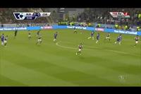 Burnley mở tỉ số trước Chelsea