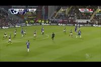 Costa gỡ hòa cho Chelsea