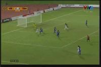 Công Phương khiến cầu môn U19 Thái Lan chao đảo