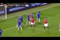 "MU 1-1 Chelsea: Van Persie cứu ""bầy Quỷ đỏ"""