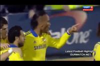 Chelsea thắng chật vật đối thủ hạng Ba