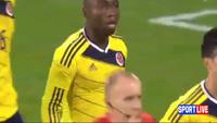 Lee Nguyễn ra sân, Mỹ vẫn thúc thủ trước Colombia