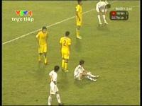 Cú đánh đầu lịch sử Công Vinh ở Mỹ Đình (AFF Cup 2008)