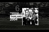 6. Therdsak Chaiman (Thái Lan - 2004)