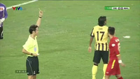 Việt Nam 0-1 Malaysia