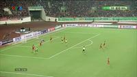 Việt Nam 1-3 Malaysia