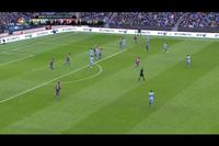Man City 1-0 C.Palace: Silva mở tỉ số