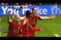 7. Liverpool 5-1 Arsenal (Tháng 2/2014)