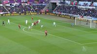 Swansea 0-1 MU: Herrera mở tỉ số