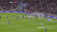 Chelsea 1-0 Tottenham: Terry lập công