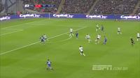 Chelsea 2-0 Tottenham: Bàn ấn định của Costa