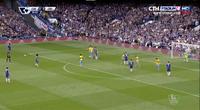Đánh bại Crystal Palace, Chelsea vô địch sớm ba vòng