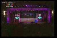 Lam Trường ngọt ngào trên sân khấu