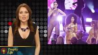 Ba ca sỹ gợi cảm tại lễ trao giải âm nhạc Mỹ
