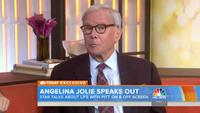 Angelina Jolie thanh lịch trên truyền hình
