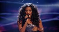 Beyonce trình diễn tại X-Factor 2008.