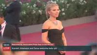 """""""Đào đẹp"""" Scarlett Johansson hạnh phúc khi làm mẹ"""