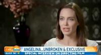 "Angelina Jolie chia sẻ về bộ phịm ""Unbroken"""