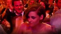 Kristen Stewart hồi hộp và xúc động khi nhận giải thưởng Cesar