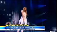 """Celine Dion hi sinh sự nghiệp vì """"ông xã"""""""