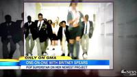 Britney Spears kể về dự án thời trang và cuộc sống tình cảm