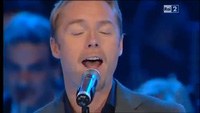 "Ronan Keating da diết với bản hit ""When you say nothing at all"""