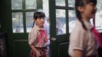 """1.250 thiếu niên đồng ca """"Ai yêu Bác Hồ Chí Minh hơn thiếu niên, nhi đồng"""""""