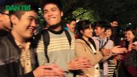 Mê hoặc với ảo thuật đường phố tại Hà Nội