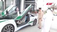 Cảnh sát Abu Dhabi được trang bị Phantom