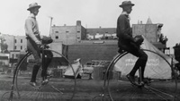 Dùng kết cấu lồng cuộn cho xe đạp - Tại sao không?