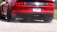 Tiếng động cơ xe Shelby GT350R Mustang 2015