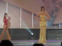 Thí sinh Hoa hậu Việt Nam quyến rũ trong trang phục dạ hội