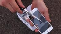 Thả rơi One M9 và iPhone 6