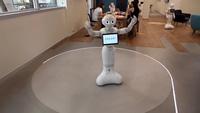 1.000 robot Pepper đã bán hết trong 1 phút tại Nhật Bản