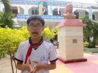 Học sinh đầu tiên của tỉnh Bình Định đạt 8.0 IELTS