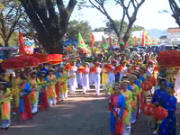 Bình Định: Nô nức trẩy hội chiến thắng Ngọc Hồi - Đống Đa