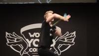 Mãn nhãn với màn trình diễn của nhà vô địch Yo-Yo thế giới