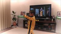 Thán phục cậu bé 5 tuổi tái hiện tài tình mà võ thuật của Lý Tiểu Long